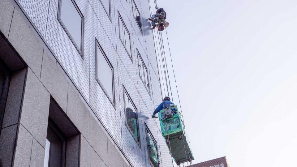 道路建設で尼崎を「地盤」から支える