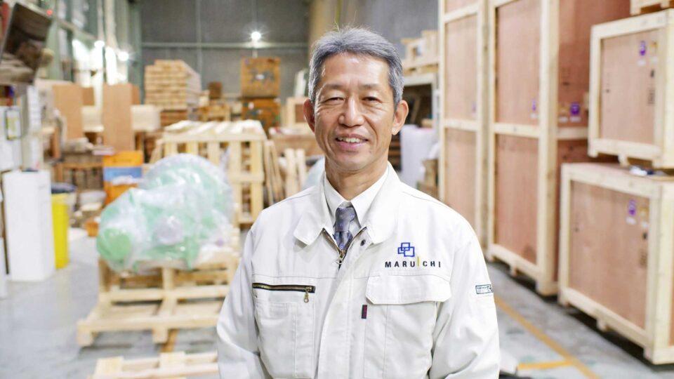 代表取締役 田中 則彰(たなか のりあき)さん