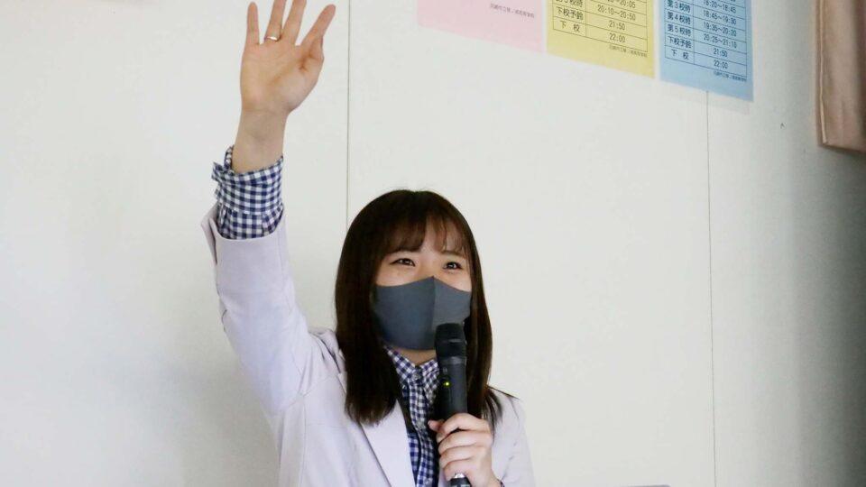 イベントレポート02株式会社エアグラウンドの遠藤さん