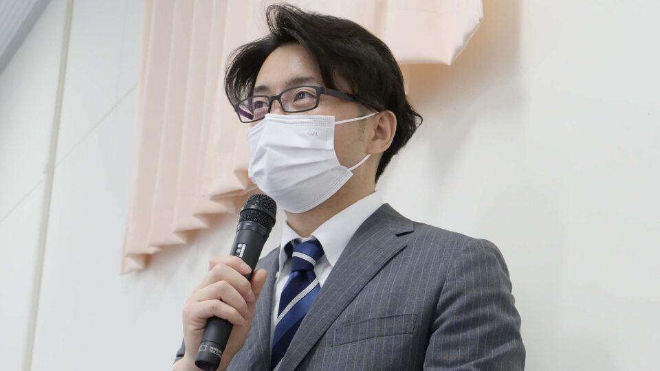 イベントレポート3株式会社エアグラウンドの畠中社長